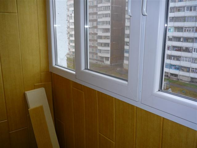 Ремонт на балконе своими руками фото